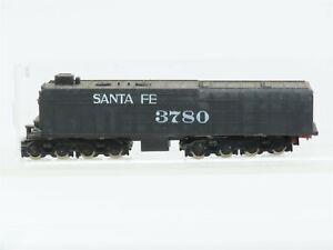 N Scale Bachmann ATSF Santa Fe Auxiliary Water Tender