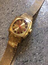 Vintage Sekonda Ladies 17 Jewels USSR Wristwatch - Needs Repair