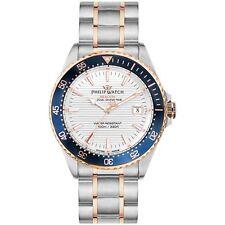 Orologio Philip Watch SEALION R8253209001 uomo watch BICOLORE ORO rosa