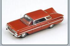 Chevrolet Impala Sedan Four Windows 1959 Lobster Red 1:43 Spark S2903 Modellino