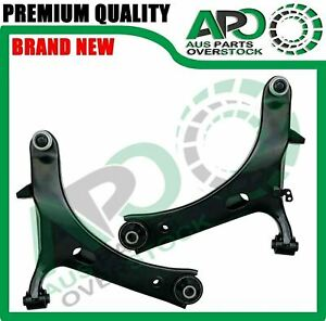Front Lower Left & Right Control Arms For SUBARU OUTBACK BP BL 2003-2009