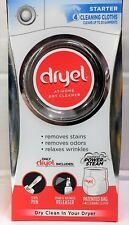 Dryel At Home Dry Cleaner Starter Kit  (Clean up to 20 garments)