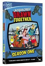 Drawn Together - Season One (Uncensored) DVD