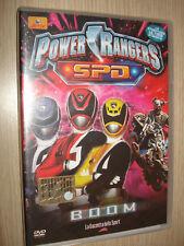 DVD VOL 5 POWER RANGERS S.P.D. BOOM SPD NUOVO GAZZETTA