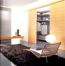 "100% Wool Contemporary Flokati Rug Dark Brown - 70x120cm (2'3""x3'11"") - 2000gsm"