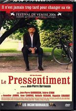 DVD - LE PRESENTIMENT - Jean Pierre Darroussin