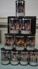 WARNER WB BATMAN-JOKER-HARLEY QUINN-MR. FREEZE Miniature COLLECTION Mini-STATUE