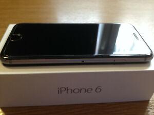 Apple iPhone 6 - 64GB - Schwarz (Ohne Simlock) Sehr Gut
