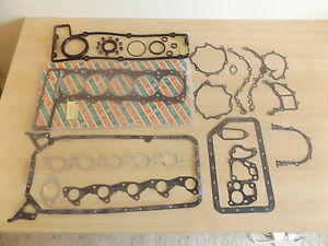 RHEEJIN SSANGYONG MUSSO SPORTS UTE 5 CYL 2,9 L TD ENGINE OVERHAUL GASKET KIT