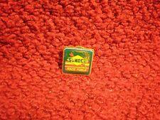 Sunoco Race Fuels Pin Made in USA circa 1990s