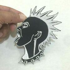 Unicorn punk style Girl Art Drawing Decal vinyl sticker #2822