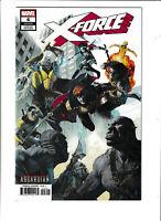X-Force Marvel Comics #6 NM- 9.2 Asgardian Variant Cable,Domino,Deathlok 2019