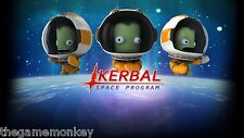 KERBAL SPACE PROGRAM [PC/Mac/] STEAM key