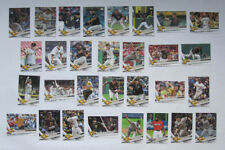 Pittsburgh Pirates 2017 Topps Series 1, 2, & Update Base Team Set *30 cards*