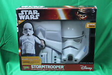Disney Star Wars Imagine 31451 Stormtrooper Deluxe Costume Top Set 2 Pieces