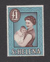 St. Helena sc# 172 MNH OG 1961 Saint Helena