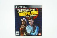 Tales From the Borderlands: Playstation 3 [Brand New] PS3