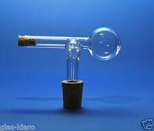 Schnapsspender, Ausgießer, Portionierer 2CL aus Glas