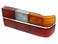 VOLVO 240 244 TAIL LIGHT housings ONE PAIR chrome Molding 1986-93 MADE IN EUROPE
