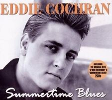 EDDIE COCHRAN - SUMMERTIME BLUES [NOT NOW] NEW CD