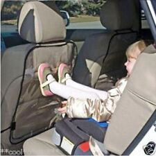 486- 2 Pcs Car Seat Back Rear Cover Protect Kids Child Baby Feet Shoes Foot Dirt