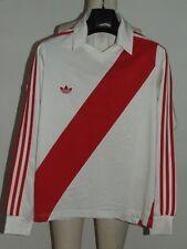 Maillot de Football Vintage adidas Fabriqué En Turkey (138) Taille M