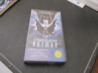 VHS Film Die Maske Der Gespenst Batman Zeichentrick 1994 Warner No DVD