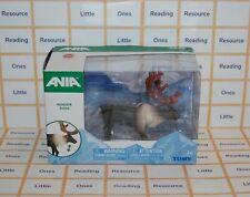 Ania REINDEER Animal Figure Articulated TOMY T16065