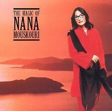 The Magic of Nana Mouskouri by Nana Mouskouri (CD, Sep-1988, Verve) FBC83