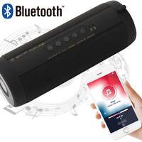 Haut-parleur Enceinte Bluetooth sans fil Portable Imperméable TF Slot FM Radio