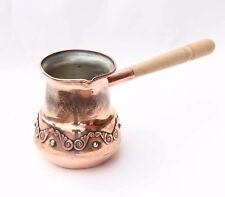 5 cup 13 oz Copper Armenian Turkish Coffee Pot Maker Cezve Ibrik Armenia Jezve2