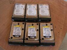 """HP 750GB 3G SATA MDL 7.2K 3.5"""" HDD 482483-003 397377-016 Server HARD DRIVE"""