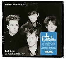 ECHO & THE BUNNYMEN - DO IT CLEAN: AN ANTHOLOGY 1979-1987 2 CD NEUF