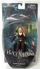 New Sealed DC Direct Batman Arkham City Series 1 Harley Quinn 2011