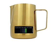 Latte Pro Milk Jug Gold 480ml