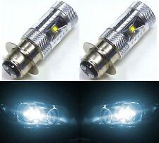 High Power HID LED Headlight H6 Bulb for Suzuki LT-F500F QuadRunner 1998-2002