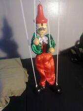 Pinocchio Marionette Puppet