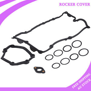 Rocker Cover Gasket & Seal KIT For BMW N42 N46 E87 120i E46 318i E90 320i X3 NEW