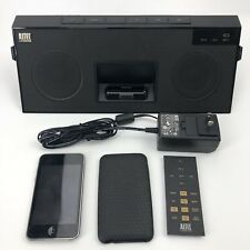 Altec Lansing iMT520 Portable inMotion Kick Speaker W/ Remote INCLUDES iPod 8gb