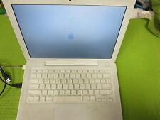 "Apple MacBook A1181 13.3"" Laptop - MB402LL/A 2.1Ghz (2008) 1GB, 120GB"