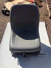 John Deere Seat and Suspension Part#AMT676 and TCA13830 for John Deere 3235A