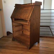 Oak Australian Original Antique Desks