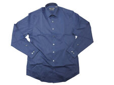 Kenneth Cole Reaction Mens Long Sleeve Slim-Fit Stretch Button-Down Dress Shirts
