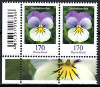 3473 postfrisch Ecke links unten als Paar BRD Bund Deutschland Briefmarke 2019