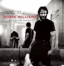 Robin Williams: A Singular Portrait, 1986-2002-ExLibrary