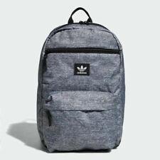 Adidas Originals Mens Backpack National Onix Trefoil Logo Laptop Unisex