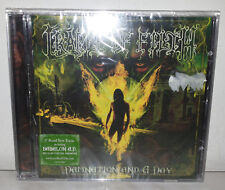 CD CRADLE OF FILTH - DAMNATION AND DAY - NUOVO NEW