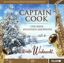 Captain Cook und seine singenden Saxophone - Weiße Weihnacht CD NEU
