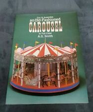Cut & Assemble an Old-Fashioned Carousel in Full Color Models & Toys book