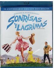 Sonrisas y lagrimas (Bluray 50 Aniversario Edición 2 Discos Nuevo)